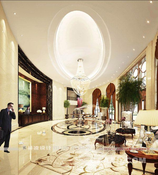 英德利大酒店(四星级)设计